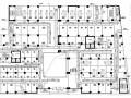 [广西]商业广场商住楼空调通风防排烟系统设计施工图(中央集中式空调)