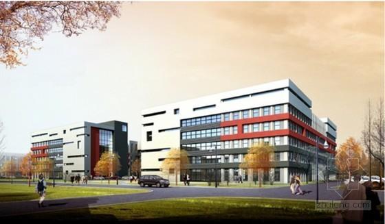 [湖南]科技产业园建设项目概算书(项目分析)
