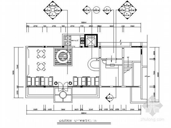 [山东]某咖啡店室内装修图
