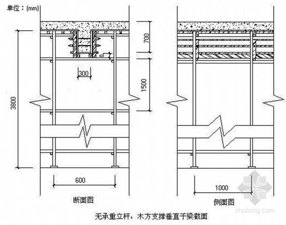 [广东]住宅工程地下室模板施工方案(3.3m)