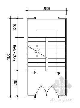 某正规设计院建筑图集(楼梯图库)