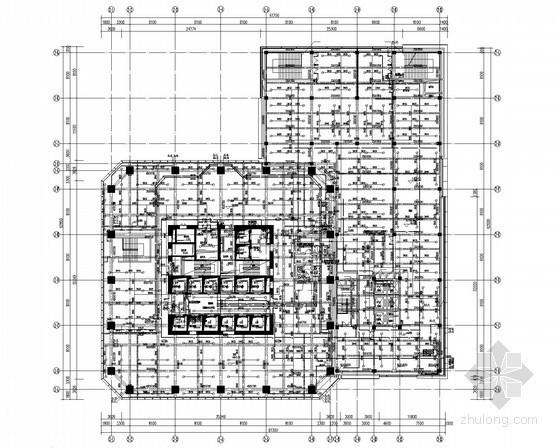 [安徽]178米超高层办公楼给排水消防施工图