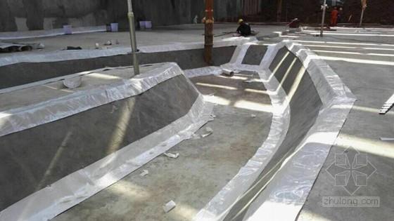 车站项目首段防水工程施工总结