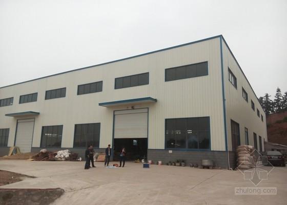 [湖南]钢结构厂房主体结构安全性检测鉴定报告(附现场检查图)