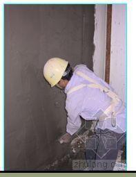 某工程抹灰施工工艺(墙体、顶棚)