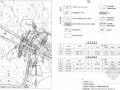 [湖北]端墙式洞门小间距分离式隧道设计图纸全套108页(新奥法原理 复合式衬砌)
