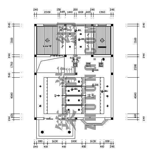 某三层别墅装修图-2