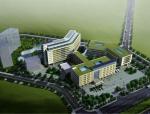 [深圳]高层现代风格医院建筑设计方案文本