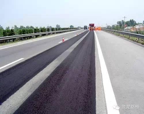 你所不知道的公路微表处施工全过程,超详细!