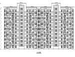 [江苏]园林式布局小高层及多层住宅建筑设计方案图(含CAD)