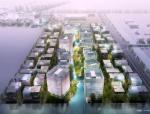 金陵高层松江现代综合性产业园建筑设计方案文本