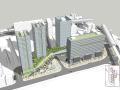 石岩项目建筑设计方案文本