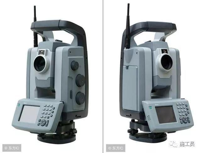 施工现场技术人员——全站仪的使用