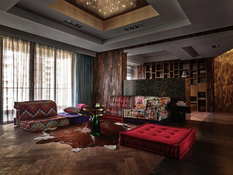 上海文人书斋风的住宅