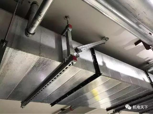 机电抗震支架设计说明及大样