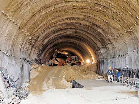 高速公路隧道施工作业指导书(113页)