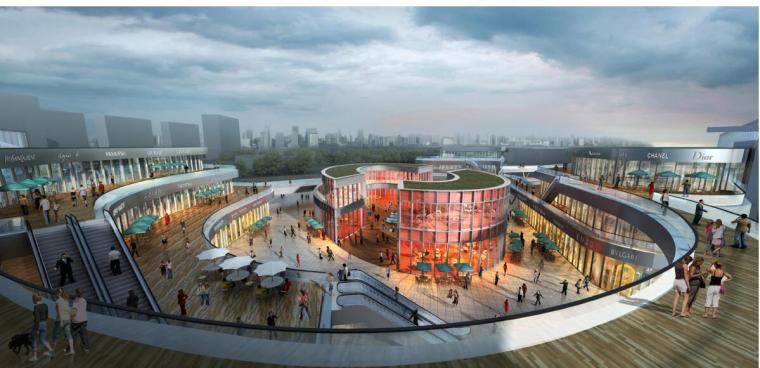 [上海]某村小辣椒北郊广场方案设计PDF78页_7