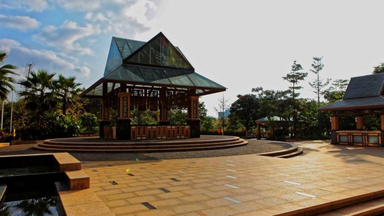 广西崇左东盟国际城住宅景观