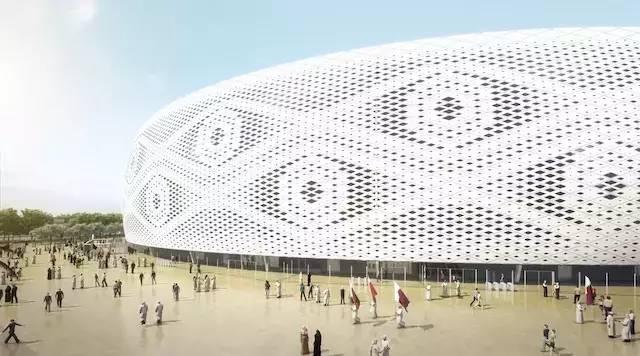 卡塔尔才是真土豪!2022世界杯球场一掷千金,国足4年后也许还能_13