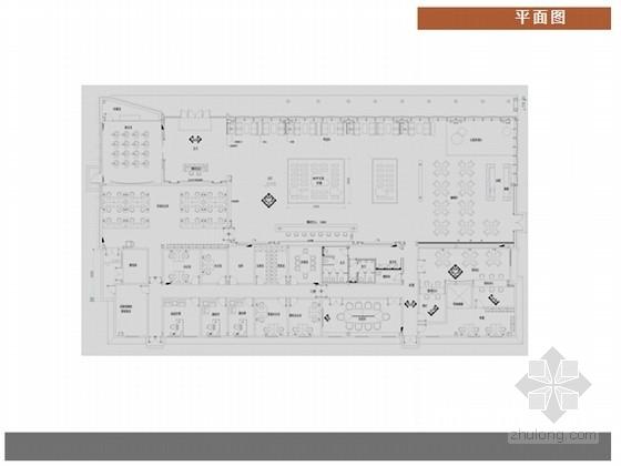 [江苏]金碧辉煌房地产售楼处软装设计方案