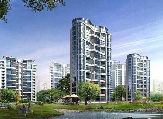 [山东]大型居住社区项目景观绿化工程预算书(含CAD图纸)