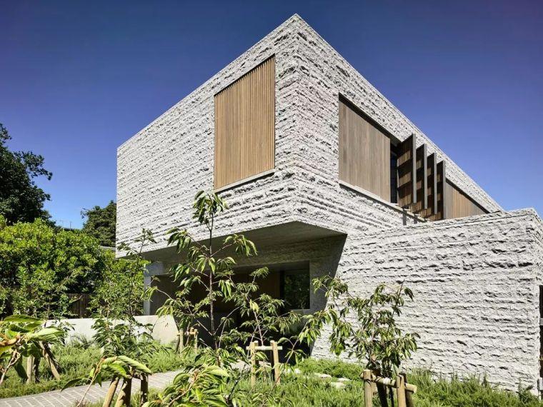 墨尔本:260吨花岗岩铺贴,建筑内外都如艺术品般充满魅力