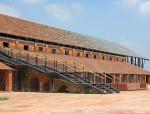 本土设计锦溪祝家甸砖厂改造
