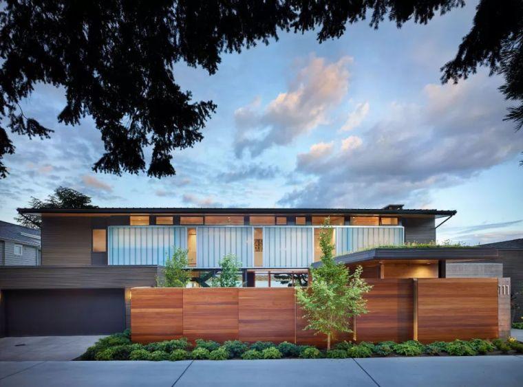 5种材质 | 庭院围墙设计
