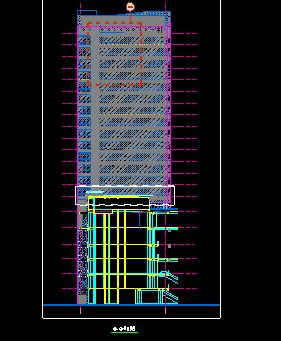 超高层办公楼建筑招标图意见修改_3