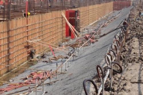 福惠家园小区混凝土工程技术交底(共4页)