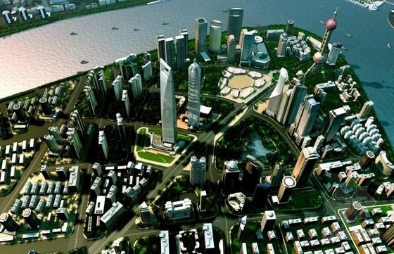 [合集]3套超高层幕墙立面金融办公中心建筑设计方案文本