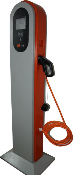 专用新能源电动汽车落地式交流充电桩-40kW