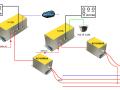 中压电容耦合式工业电力猫(WD-1000MV)