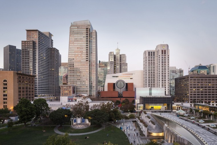 #每日毒评新建筑#——旧金山当代艺术博物馆
