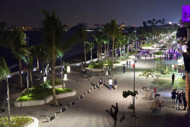 墨西哥巴亚尔塔港海滨景观设计_19