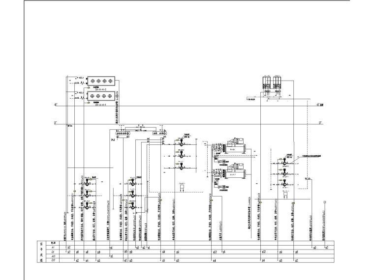 vav自控ddc原理图资料下载-[广州]中交南方总部基地 (二期)中央冷站智能群控设计(自动化、楼宇自控系统)