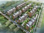 [浙江]高层红色砖墙住宅建筑设计方案文本