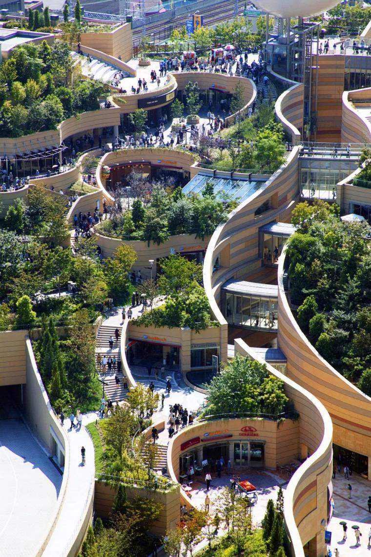 商业建筑设计24大要点,案例+多图预警!_9