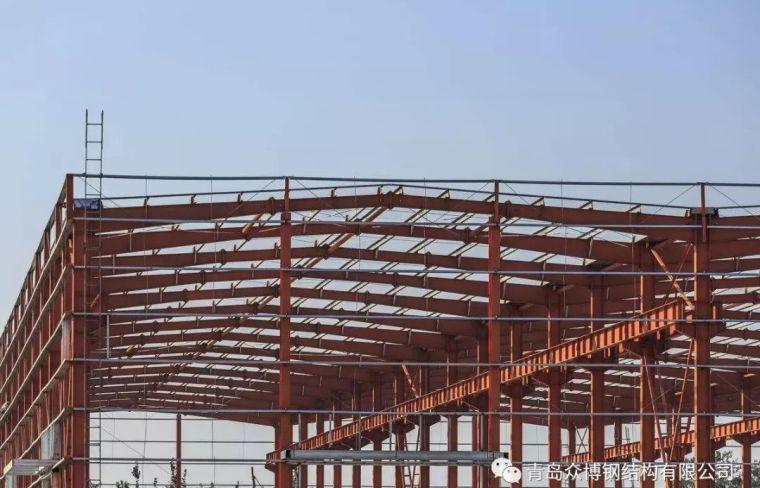 钢结构厂房屋架体系优点