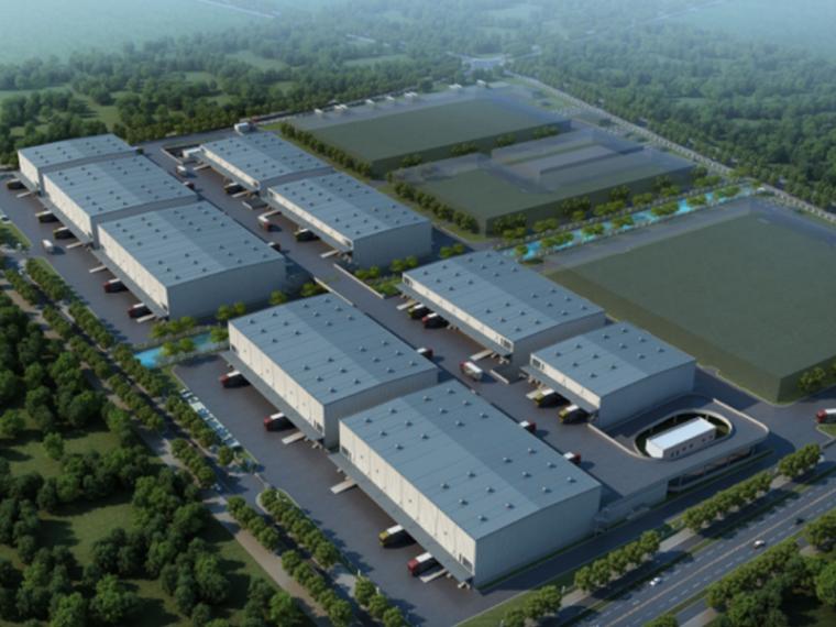 [苏州]宝进研新兴产业园区方案文本(含CAD图纸)