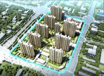 聚焦山西省首例装配整体式剪力墙结构建设项目_2