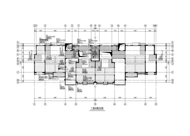 装配式剪力墙住宅楼建筑结构施工图(2016,CAD/PDF)