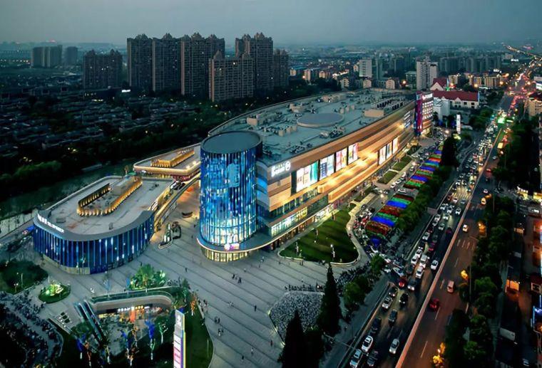 一站式全业态购物中心|上海嘉定大融城