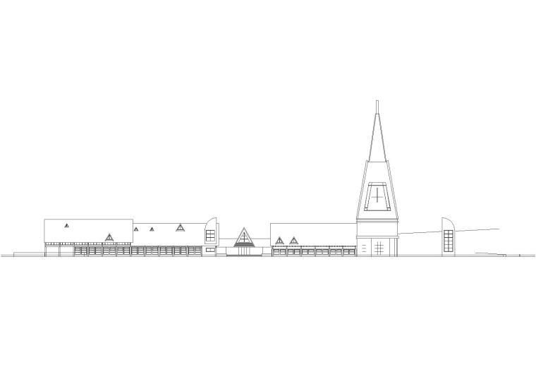 长白山贵宾接待中心设计方案(清华大学建筑院)