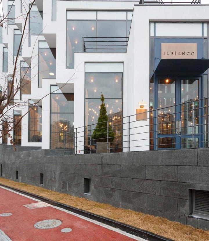 韩国ILBIANCO咖啡餐馆_16