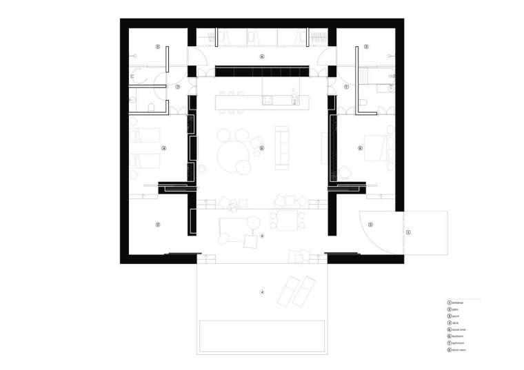 葡萄牙Cercal住宅-13