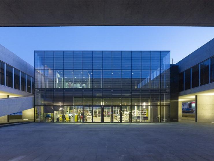 西班牙MiguelDelibes空间建筑-西班牙Miguel Delibes空间建筑-西班牙Miguel Delibes空间建筑第1张图片