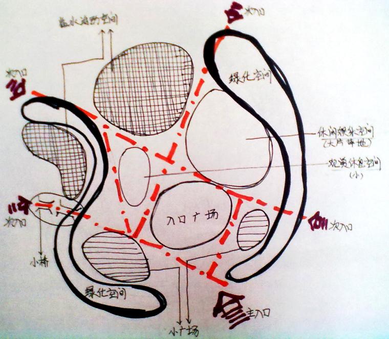 七巧板文化广场设计_7