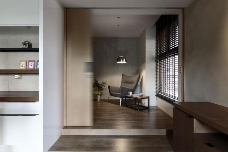 台湾高雄宽敞而优雅公寓_4