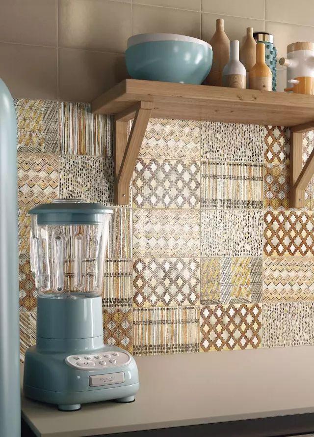 2019流行的花式厨房瓷砖,你都选对了吗?_9